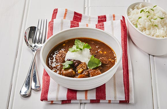 Beef Blade Mexican Stew